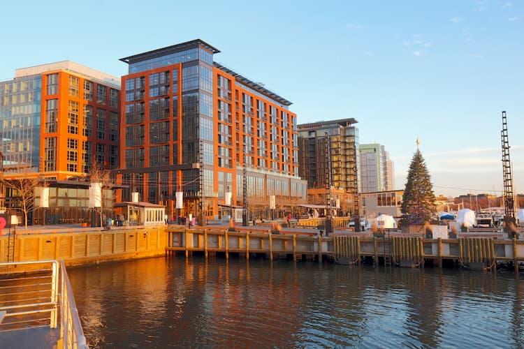 The Wharf in D.C.