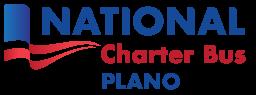 Plano charter bus