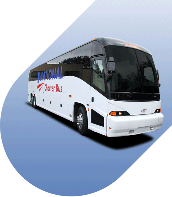 Get A Charter Bus Quote National Charter Bus