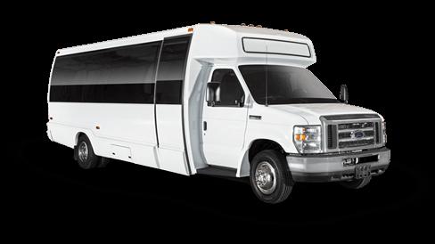 18 Passenger Van >> 18 Passenger Minibus Rental National Charter Bus
