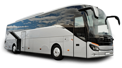 55 Passenger Setra Charter Bus Rental National Charter Bus