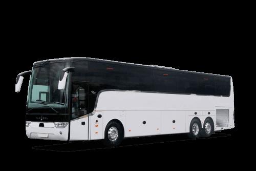 56 Passenger Van Hool Charter Bus