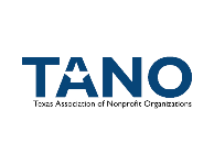 Texas Association of Nonprofit Organizations (TANO) logo