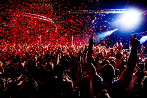 vegas night club