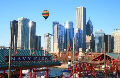 Navy Pier group visits