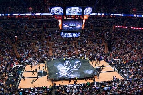 San Antonio Spurs game